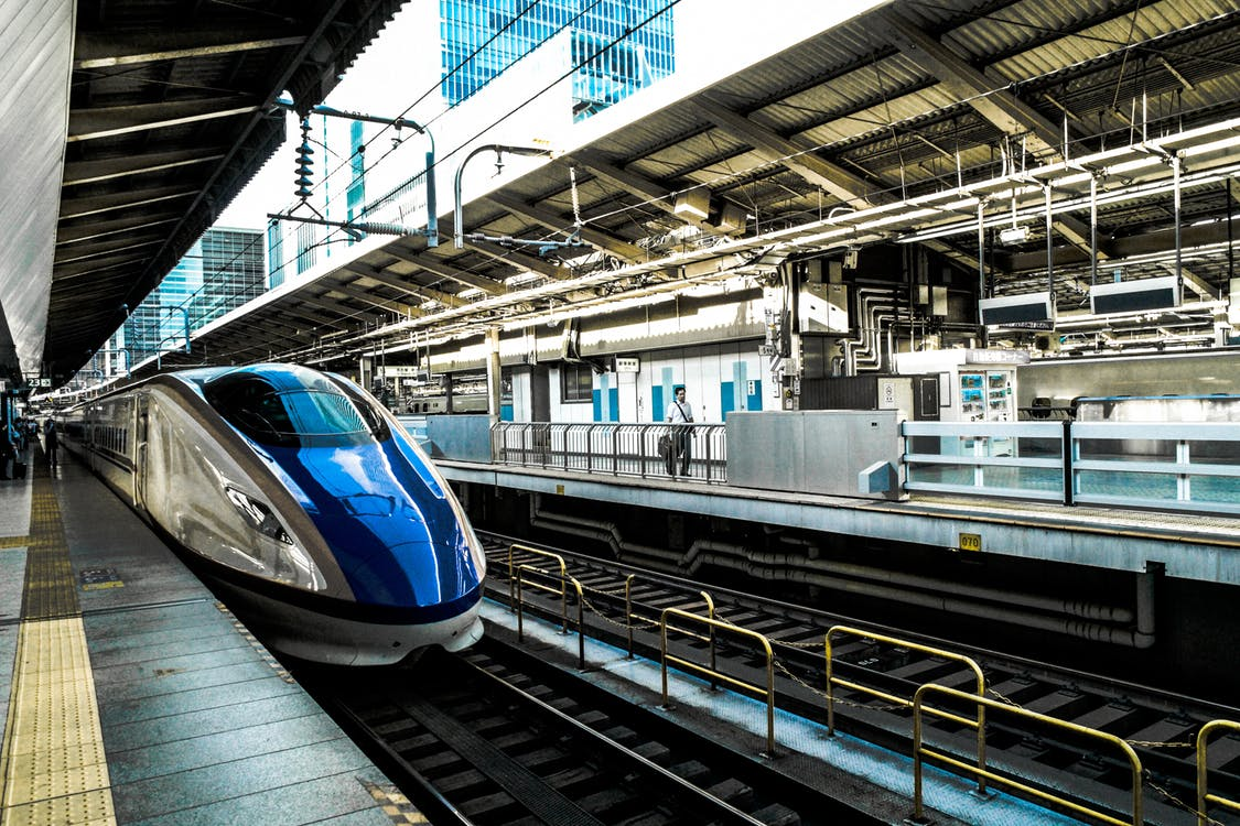 Transportation and Trains   Japanese Guest Houses