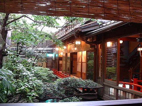 Kikokuso Ryokan, Kyoto