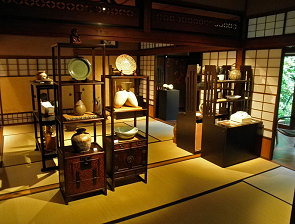 Robert Yellin Yakimono Pottery in Kyoto