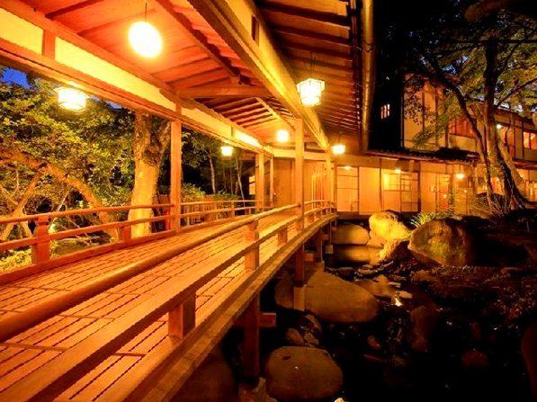 Japanese Garden at Arai Ryokan