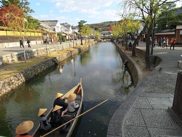 Main Canal in Kurashiki